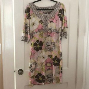 Tommy Bahama Swim Cover Up Dress Medium